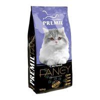 Premil Fancy – с пилешко и патешко месо Храна за капризни котки над 1 година – 10кг