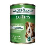 Arden Grange Partners – консерва с агнешко месо за Кучета( на възраст 9 месеца +) 395 гр
