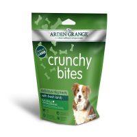 Arden Grange Crunchy Bites Lamb – хрупкави бисквити с Агнешко месо 225гр