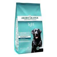 Arden Grange Light – с пилешко месо и ориз -суха храна за Възрастни кучета (1 година +), които са с наднормено тегло – 12 кг