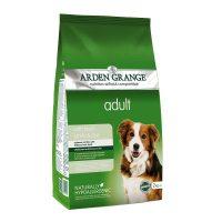 Arden Grange Adult Lamb & Rice – с агнешко месо и ориз-суха храна за  Възрастни кучета с нормално ниво на активност – 12 кг