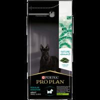 PURINA® PRO PLAN® REGULAR DIGESTION Small & Mini Adult, с богато съдържание на агнe, със спирулина 2 kg