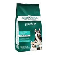 Arden Grange Prestige – с пилешко месо и ориз – за За натоварени кучета. Подходяща за бременни и кърмещи кучета – 12 кг