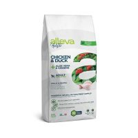 Alleva® Holistic (Adult Medium) Chicken & Duck + Aloe Vera & Ginseng 12 kg