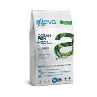 Alleva® Holistic (Puppy Mini) Ocean Fish + Hemp & Aloe Vera 0,8 kg