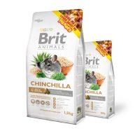 Brit Animals CHINCHILA Complete – Супер премиум пълноценна храна за чинчили — 0,3 кг