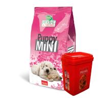 Premil Puppy Mini – с риба тон, пуешко и патешко месо храна за кученца от малки породи на възраст от 2 до 12 месеца – 12кг.
