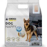 Croci Nappy памперс – гащи за кучета – размер XXL, 10 броя кучета 18-30 кг 40-62 см