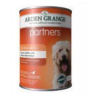 Arden Grange Partners – с пилешко месо консерва за  Кучета (на възраст 9 месеца +) 395гр