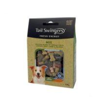 Tail Swingers 100% Natural  лакомство за куче Naturest микс мини 125гр