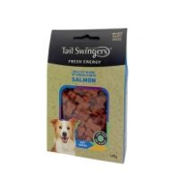 Tail Swingers лакомство за куче Naturest сьомга 125гр Pet Interest