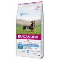 DAILY CARE SMMED WEIGHT CONTROL EUKANUBA Храна за израснали кучета от дребни и средни породи над 1 година склонни към напълняване -15 kg