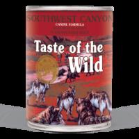 SOUTHWEST CANYON CANINE с говеждо консервирана храна DIAMOND 390 гр