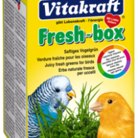 Свежа зеленина за птички  – Vitakraft Fresh-Box