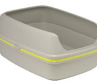 Двоен съд за котешка тоалетна със сито Lift to sift 50 см