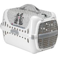 Транспортна чанта Trendy – пластмасова вратичка, серия Влюбени котки