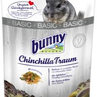Храна за чинчили 600 г – bunny BASIC