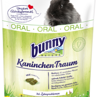 Bunny ORAL – Храна за декоративни зайчета с дентални проблеми, след 6-ия месец, 1,5 кг