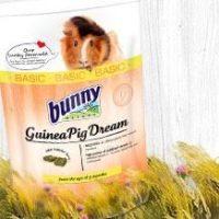 Храна за морски свинчета след 5-ия месец 750 г – bunny BASIC