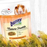 Храна за морски свинчета след 5-ия месец – bunny BASIC 750 g + Nature Shuttle 600 g