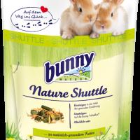 Храна за зайчета след 6-ия месец – bunny BASIC 750 g + Nature Shuttle 600 g