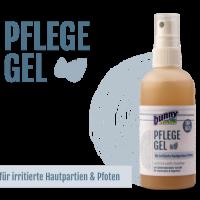 Естествена нежна грижа за вашия домашен любимец  За декоративни зайчета и гризачи Care Gel 100 ml