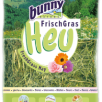 FreshGrass Hay Blossoms  – Сено от свежа трева с цветове на растения