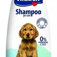 """Шампоан за подрастващи кучета """" Джуниър"""" с розова вода и аромат на ванилия 250 ml"""