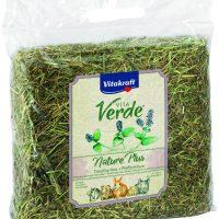 Сено за зайци и гризачи с мента – 500г Vitakraft Vita Verde