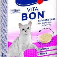 Витамини за порастнали котки – ВИТА БОН – комплексна грижа за пораснали котки – Допълваща храна за котки *