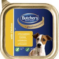 Butcher's Gastronomia с пилешко, пастет  за кучета 150 г