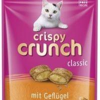CRISPY CRUNCH classic – с ПТИЧЕ, Рецепта без захар. Неустоим вкус!  Допълваща храна за котки.