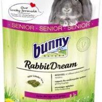 "bunny SENIOR 1,5kg – KANINICHENTRAUM (серия ""Заешка мечта"") – Храна  за зайчета след 6-тата година!"