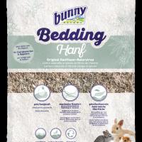 bunnyBedding Hemp Оригинална натурална постеля от КОНОП  За зайци и други гризачи