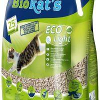 Biokat's  ECO Light  – лека за носене и екологична котешка тоалетна