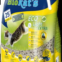 Biokat's  ECO Light EXTRA  – лека за носене и екологична котешка тоалетна