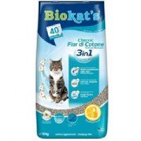 Biokat's Cotton Blossom – ароматизирана котешка тоалетна
