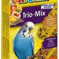 Храна за вълнисти папагали Vitakraft Trio Mix – 3бр Крекер мед, яйце, плодове