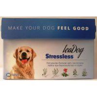 """Чай за куче """"Стреслес"""" 30 броя – Stressless Tea Dog"""