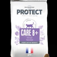 Care 8+ Пълноценна диетична храна за котки със специфични хранителни потребности, 2 kg