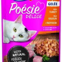 POÉSIE пауч с пуешко – Истински парченца месо във вкусно желе