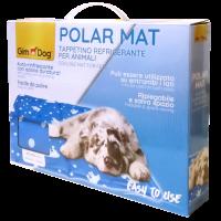 GimDog POLAR MAT – Охлаждаща постелка за домашен любимец – р-р L 60×90 cm