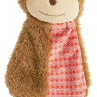 GimDog играчка за куче – маймунка с престилка, пищяща