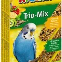 Храна за вълнисти папагали Vitakraft Trio Mix – 3бр Крекер банан, билки, киви