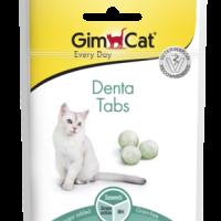 GimCat Denta Tabs – Дентални таблетки за орална грижа, 40 г