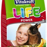 Life Power меню за зайчета 600г