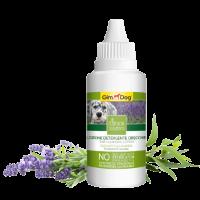 Лосион за почистване на уши за кучета 50 мл – GimDog Natural Solutions – с евкалипт и лавандула