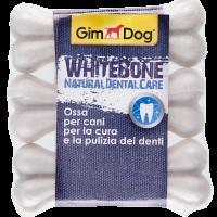 GimDog Whitebone 3 бр, 9 см – Бял кокал за кучета за естествена дентална грижа