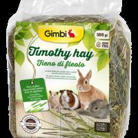 Gimbi Сено за гризачи с тимотейка, 500 г