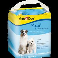 GimDog Pupi – Кучешки пелени 60х60см, 10бр